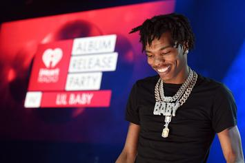 "Lil Baby Reacts To Walmart Selling Fake ""4PF"" Chains"