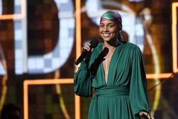 """Alicia Keys Reveals She Was Almost In The Girl Group """"Little Women"""""""