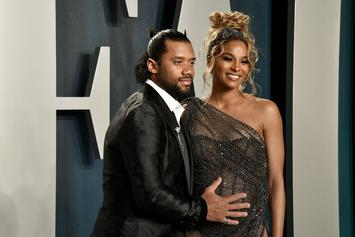 Ciara's Baby Bump Is On Full Display In New Pregnancy Photos