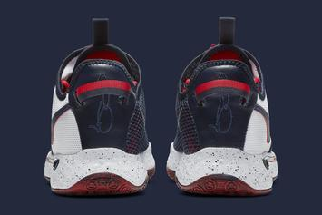 "Nike PG 4 ""USA"" Coming Soon: Official Photos"