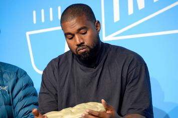 Kanye West Surprises Fans With Adidas Yeezy Foam Runner Drop