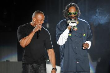 "Snoop Dogg Secretly Films Kanye West & Dr. Dre Working On ""Jesus Is King"" Sequel"