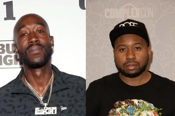 "Freddie Gibbs Snaps At Akademiks After Blogger Calls Him ""Irrelevant"""