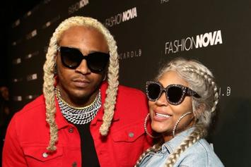 """A1 Bentley & Lyrica Anderson Hash Out Lies & Marriage Woes On """"The Conversation"""""""