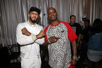 DMX & Swizz Beatz Return To The Studio