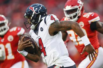 Deshaun Watson Sparks Antonio Brown-Texans Rumors