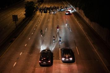 Two Seattle Protesters Hit By Speeding Car, Driver Arrested
