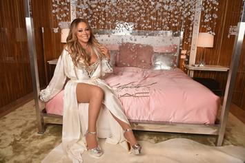 Mariah Carey Announces She's Finished Writing Her Memoir