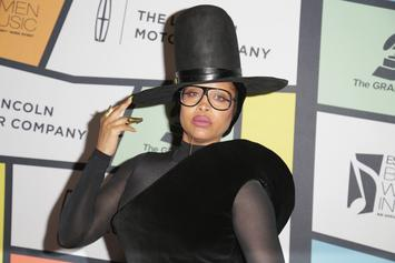"""Erykah Badu Lists Her """"P*ssy"""" Power, It Will """"Put You On The Forbes List"""""""