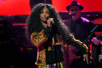 "SZA Responds To ""Queen Of R&B"" Backlash"
