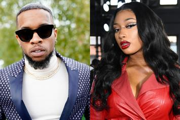Tory Lanez Arrested On Gun Charge With Meg Thee Stallion In The Car: Report