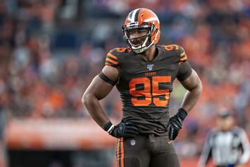 Myles Garrett Signs Record-Setting Contract With Cleveland Browns