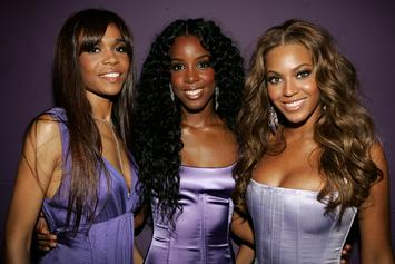 """Kelly Rowland Recalls """"Torture"""" Of Constantly Being Compared To Beyoncé"""