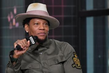 D. L. Hughley Mocks Racist Woman Who Died Getting Hit By A Truck