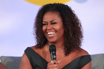 Michelle Obama To Host New Podcast
