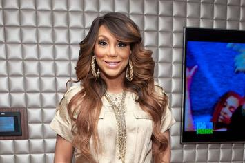 """Tamar Braxton Blasted WeTV In Letter, Called Herself A """"Slave"""" In Text: Report"""