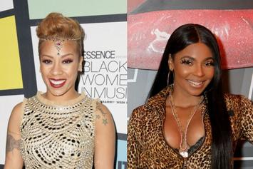 "Keyshia Cole Asked Ashanti ""Was Good"" & Fans Think It Was A Challenge For ""Verzuz"""