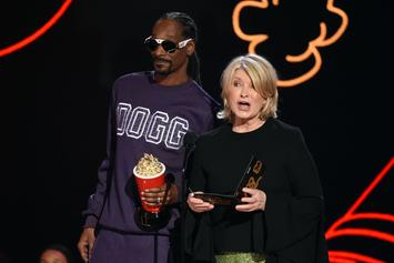 Snoop Dogg Wants Martha Stewart To Teach Him How To Grow His Own Weed