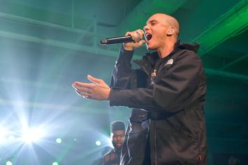 "Logic Unveils Slew Of ""No Pressure"" Merchandise"