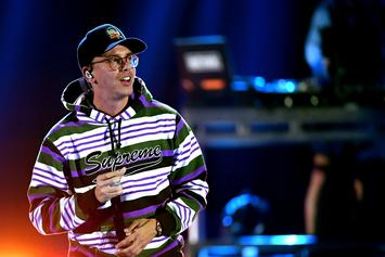 "Logic Says ""Lowest Point"" Of His Life Was When He Was At His ""Most Famous"""