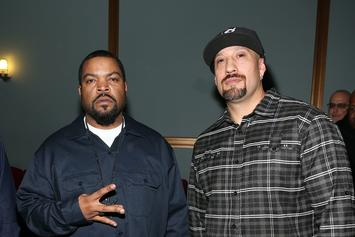"""B-Real Recounts Being Ice Cube's """"Armed Security"""" & Running Into Eazy-E"""