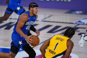 Aaron Gordon Rumored To Be Potential Warriors Trade Target