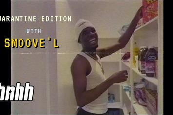 """Smoove'L Is Hella Selective About His Juice On """"Quarantine Essentials"""""""