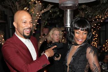 "Common Is ""Happy"" With Tiffany Haddish: ""I Just Care For Her A Lot"""