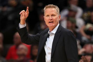 Steve Kerr Admits Regret Over Previous China-Hong Kong Remarks