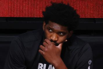 Joel Embiid's Injury Status Updated Ahead Of Next 76ers Game
