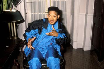 """Will Smith Reacts To """"Fresh Prince"""" Spin-off """"Bel-Air"""" Trailer"""