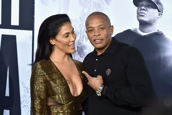 Dr. Dre's Divorce Drama With Nicole Young Gets Heated