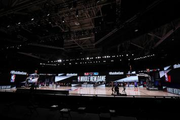The NBA Bubble Will Soon Allow Players To Bring In Guests With Restrictions