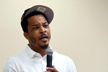 T.I. Responds To Lloyd's Of London With Open Letter About Slave Trade