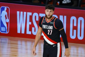 Jusuf Nurkic's Grandmother Died Of Coronavirus Before Team's Play-In Game