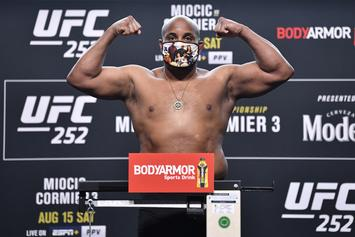 Daniel Cormier Calls It A Career After Loss To Stipe Miocic