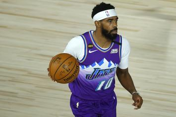 Mike Conley Leaves Bubble For Birth Of Son As Playoffs Start