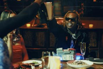 "Gunna Combines Lavish Visuals In ""200 FOR LUNCH"" & ""DIRTY DIANA"""