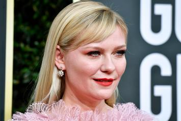 """Kirsten Dunst Asks Kanye West Why He Used Her Photo For """"2020 Vision"""" Campaign"""
