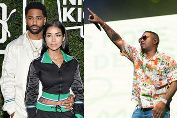 """Big Sean Spits Bars For Jhené Aiko On New Nas Collab """"Replace Me"""""""