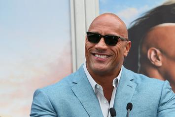 "Dwayne ""The Rock"" Johnson Reacts To Finalizing XFL Deal"