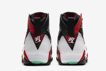 """Air Jordan 7 """"Chile Red"""" Release Date Revealed: Photos"""