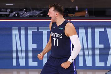 Luka Doncic Drains Game-Winner In Overtime To Lift Mavs Over Clippers