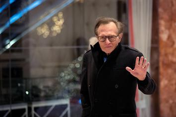 Larry King Confirms 2 Of His Children Died During Last 3 Weeks
