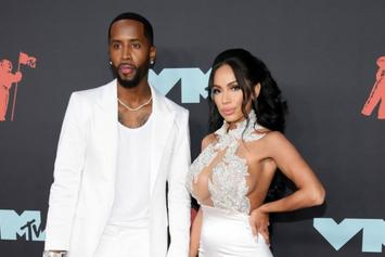 "Erica Mena Defends Husband Safaree Samuels Following ""Corny"" Jabs"