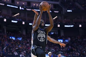 Draymond Green Explains Why He Thinks The NBA Must Continue