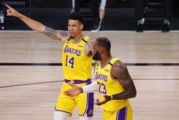 Danny Green Denies Lakers Ever Wanted To Cancel Season