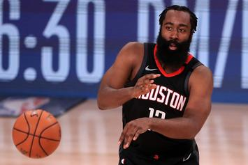 James Harden Quotes Nipsey Hussle Following Intense Game 7 Victory