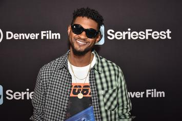 """Usher Confirms GF Jenn Goicoechea's Pregnancy, Says Sons Are """"Excited"""""""