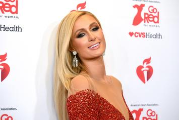 "Paris Hilton Discusses Abuse & Pretending To Be A ""Dumb Blonde"""